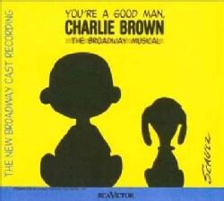 Original Broadway Cast - You're A Good Man, Charlie Brown (OCR)
