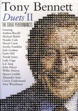 Duets II: The Great Performances (DVD)