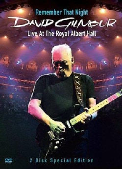Remember That Night: Live from the Royal Albert Hall (DVD)