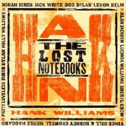 Various - The Lost Notebooks of Hank Williams