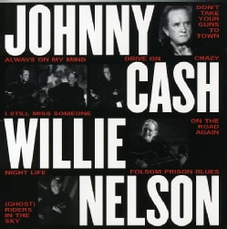 Johnny Cash - VH1 Storytellers With Willie Nelson