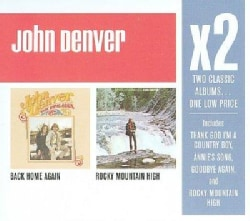John Denver - X2 (Back Home Again/Rocky Mountain High)