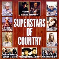 Various - Superstars of Country