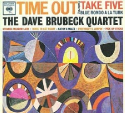 Dave Quartet Brubeck - Time Out- 50th Anniversary