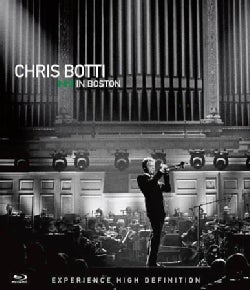 Chris Botti In Boston (Blu-ray Disc)