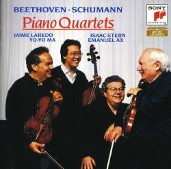 Yo-Yo Ma - Beethoven, Schumann: Piano Quartets
