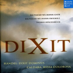 Antonio Caldara - Handel/Caldara: Choral Works