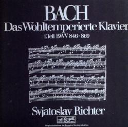 Sviatoslav Richter - Bach: Das Wohltemperierte Klavier