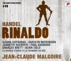 Paul Esswood - Handel: Rinaldo