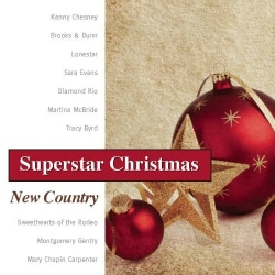 NEW COUNTRY: SUPERSTAR CHRISTM - NEW COUNTRY: SUPERSTAR CHRISTM