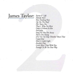 James Taylor - Greatest Hits Vol. 2