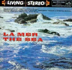 Charles Munch - Debussy: La Mer; Prelude a l'apres Midi D'un Faune; Printemps; Trois Nocturnes & Ibert: Escales