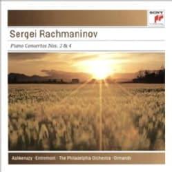 Vladimir Ashkenazy - Rachmaninov: Piano Concertos No. 3 In D, Ashkenazy, Vladimir