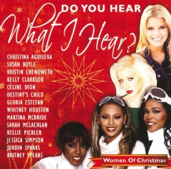 Various - Women of Christmas