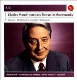 Various - Charles Munch Conducts Romantic Masterworks