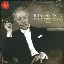 Franz Liszt - Rubinstein: The Liszt Album