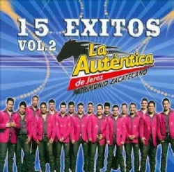 La Autentica De Jerez - 15 Exitos Vol. 2