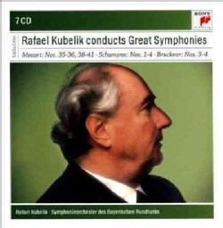 Various - Rafael Kubelik Conducts Great Symphonies