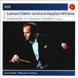 Leonard Slatkin - Leonard Slatkin Conducts Vaughan William