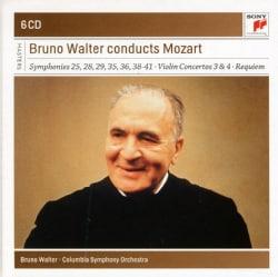Bruno Walter - Bruno Walter Conducts Mozart