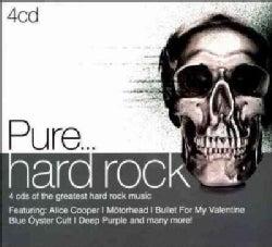 Various - Pure Hard Rock