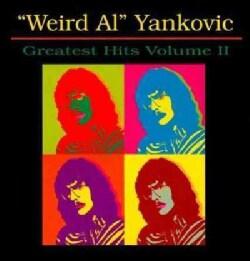 Weird Al Yankovic - Greatest Hits Vol. 2