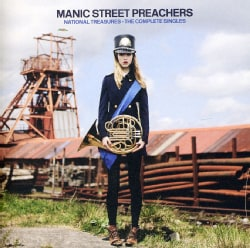 MANIC STREET PREACHERS - NATIONAL TREASURES: THE COMPLETE SINGLES
