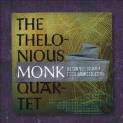 Thelonious Monk - Thelonious Monk: The Complete Albums Collection