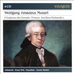 Bruno Weil - Mozart: 6 Symphonies After Serenades/Overtures/Eine Kleine Nachtmusik