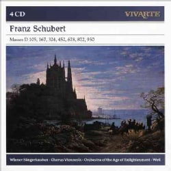 Orchestra Of The Age Of Enlightenment - Schubert: Masses D 105, 167, 324, 452, 678, 872, 950