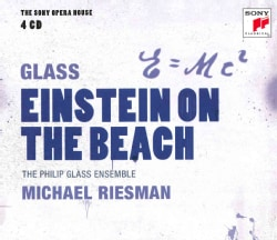 Philip Glass - Glass: Einstein on the Beach