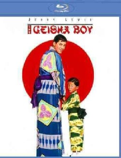 The Geisha Boy (Blu-ray Disc)