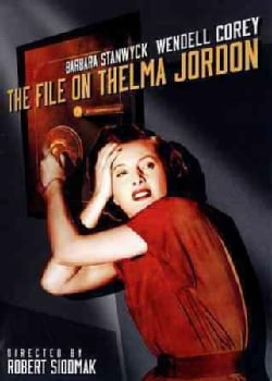 The File on Thelma Jordon (DVD)
