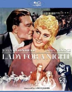 Lady for a Night (Blu-ray Disc)