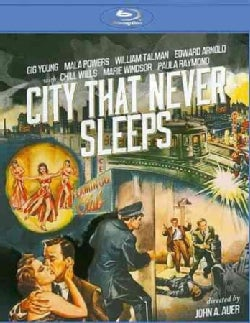 City That Never Sleeps (Blu-ray Disc)