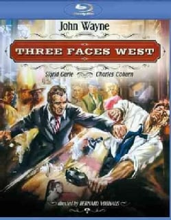 Three Faces West (Blu-ray Disc)