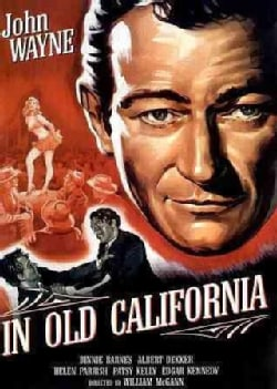 In Old California (DVD)