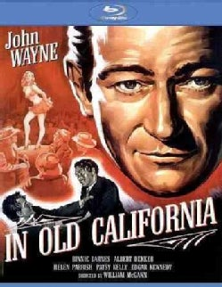 In Old California (Blu-ray Disc)