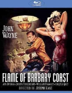 Flame of Barbary Coast (Blu-ray Disc)