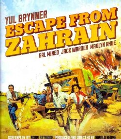 Escape from Zahrain (Blu-ray Disc)