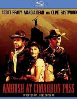 Ambush at Cimarron Pass (Blu-ray Disc)