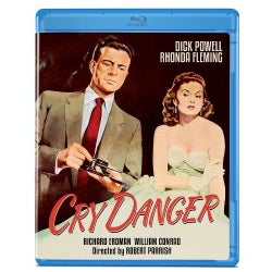 Cry Danger (Blu-ray Disc)