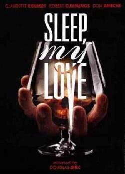 Sleep, My Love (DVD)