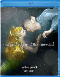 Mr. Peabody and the Mermaid (Blu-ray Disc)