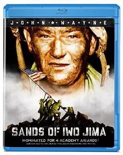 Sands of Iwo Jima (Blu-ray Disc)
