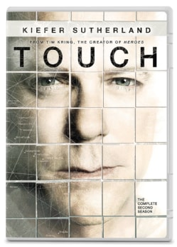 Touch: The Complete Second Season (DVD)