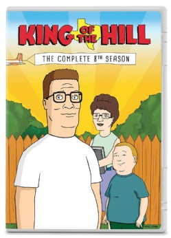 King of the Hill: The Complete 8th Season (DVD)