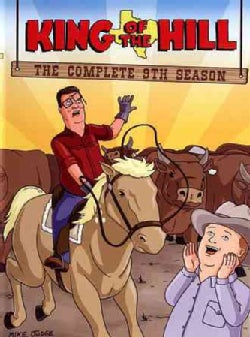 King of the Hill: The Complete 9th Season (DVD)