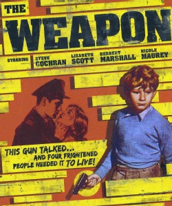 The Weapon (Blu-ray Disc)