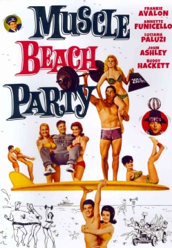 Muscle Beach Party (DVD)